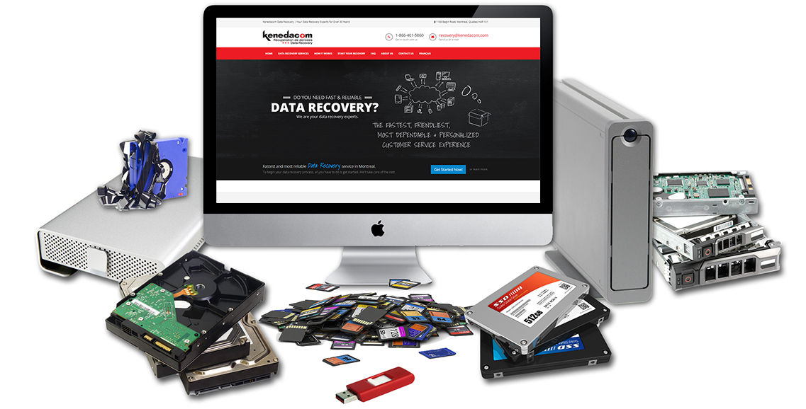 Kenedacom Data Recovery Services